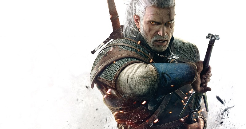 Geralt, of the Witcher 3