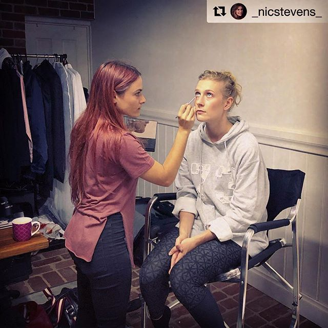 Behind the scenes on feature film RAGE! #Repost @_nicstevens_ with @get_repost ・・・ In a recent audition I was asked if I could perform under pressure. I said I didn't know that one, but I'd have a damn good crack at Bohemian Rhapsody. • • • @primaluxfilms @makeup_by_julijana  #ragefeaturefilm #primaluxfilms #johnnybalazsfilm #actor #actress #makeup #hair #setlife #work #camera #action #thriller #featurefilm #melbourne #excitment #happiness #love #acting . . . . . #makeupoftheday #makeupart #makeuptalk #makeuplook  #makeuplooks  #makeuplife  #makeuplove #makeupbyme #focalmarked #makeuplover #makeuplovers