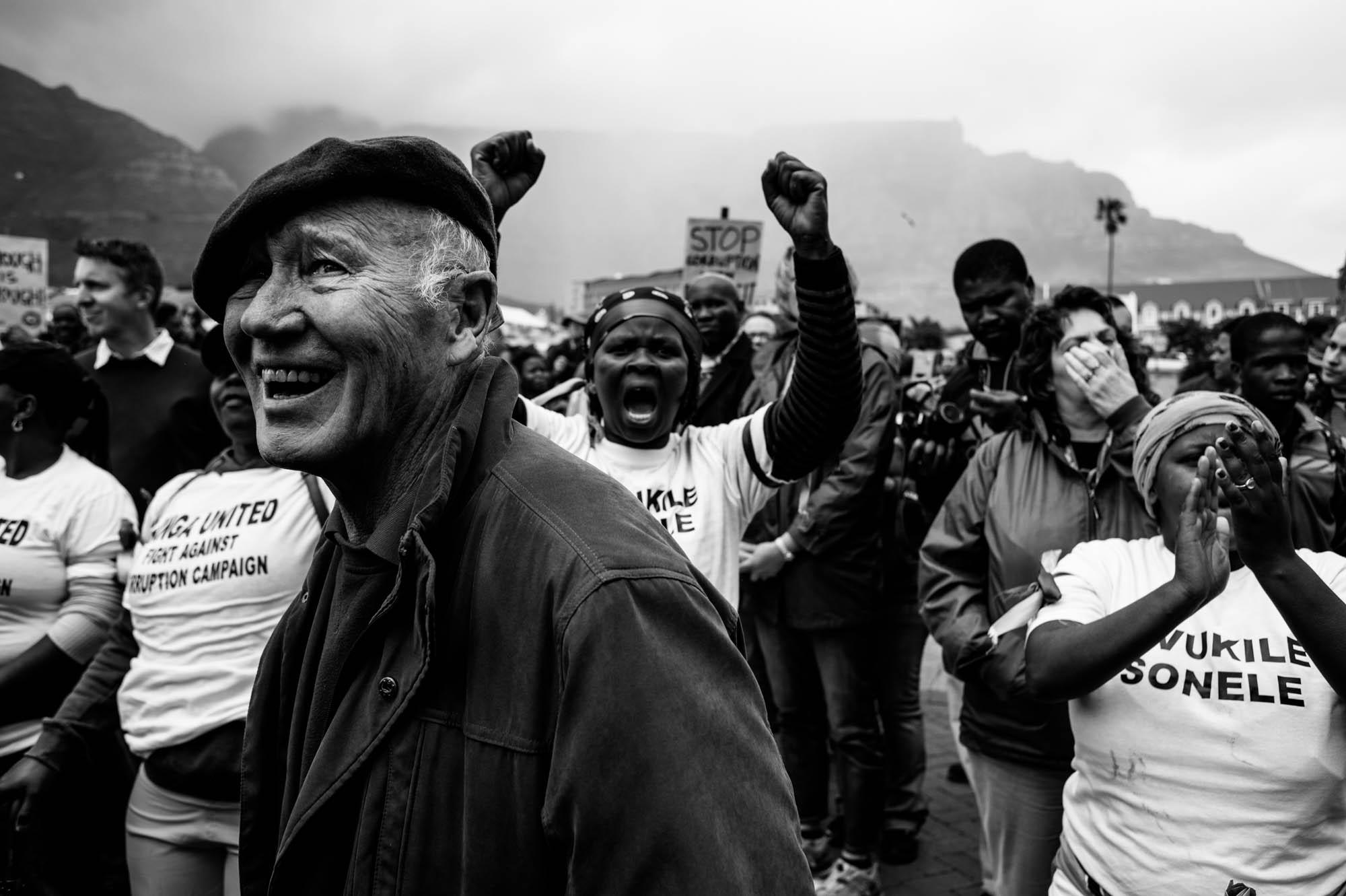 Cape Town, 2015