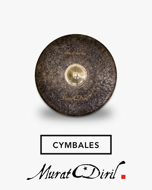 Cymbales Murat Diril