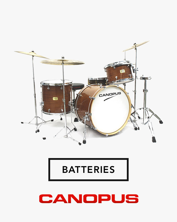 Batteries Canopus