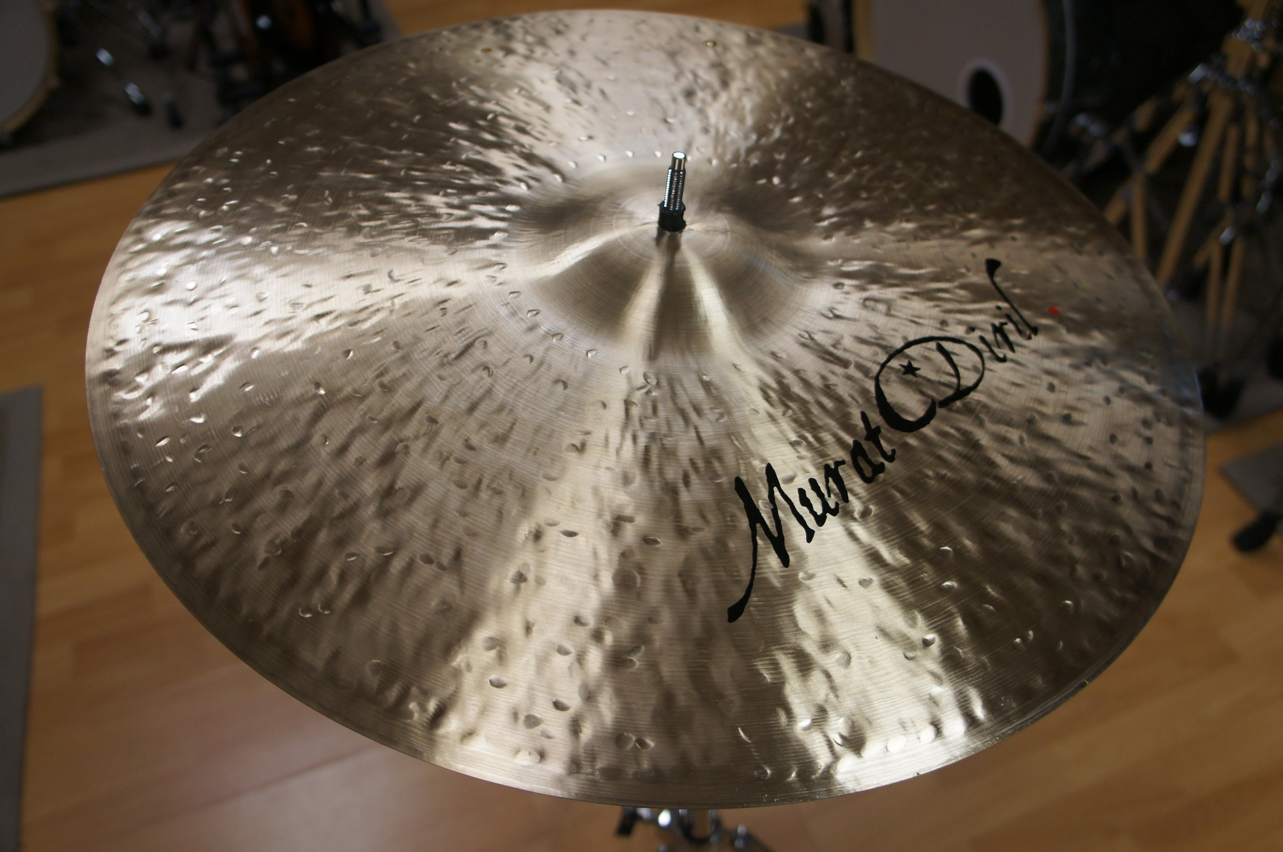 "CRASH/RIDE 20"" - Jazz prototype - CUSTOM SHOP by MURAT DIRIL"