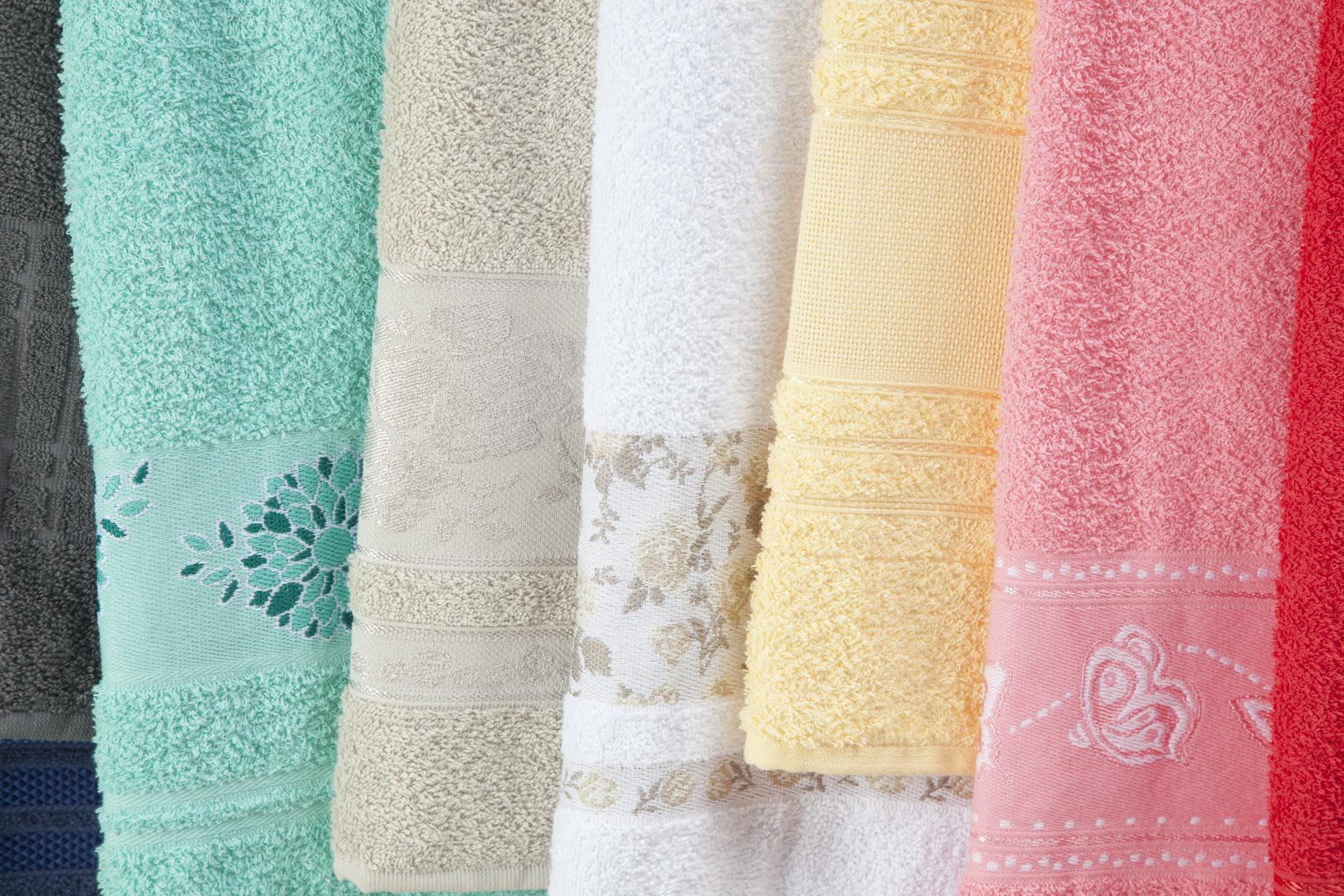 Como lavar toalhas corretamente