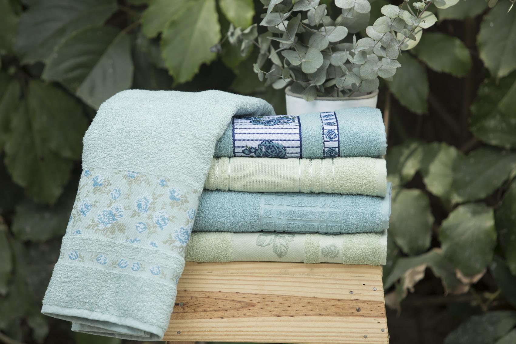 Como lavar toalhas de banho