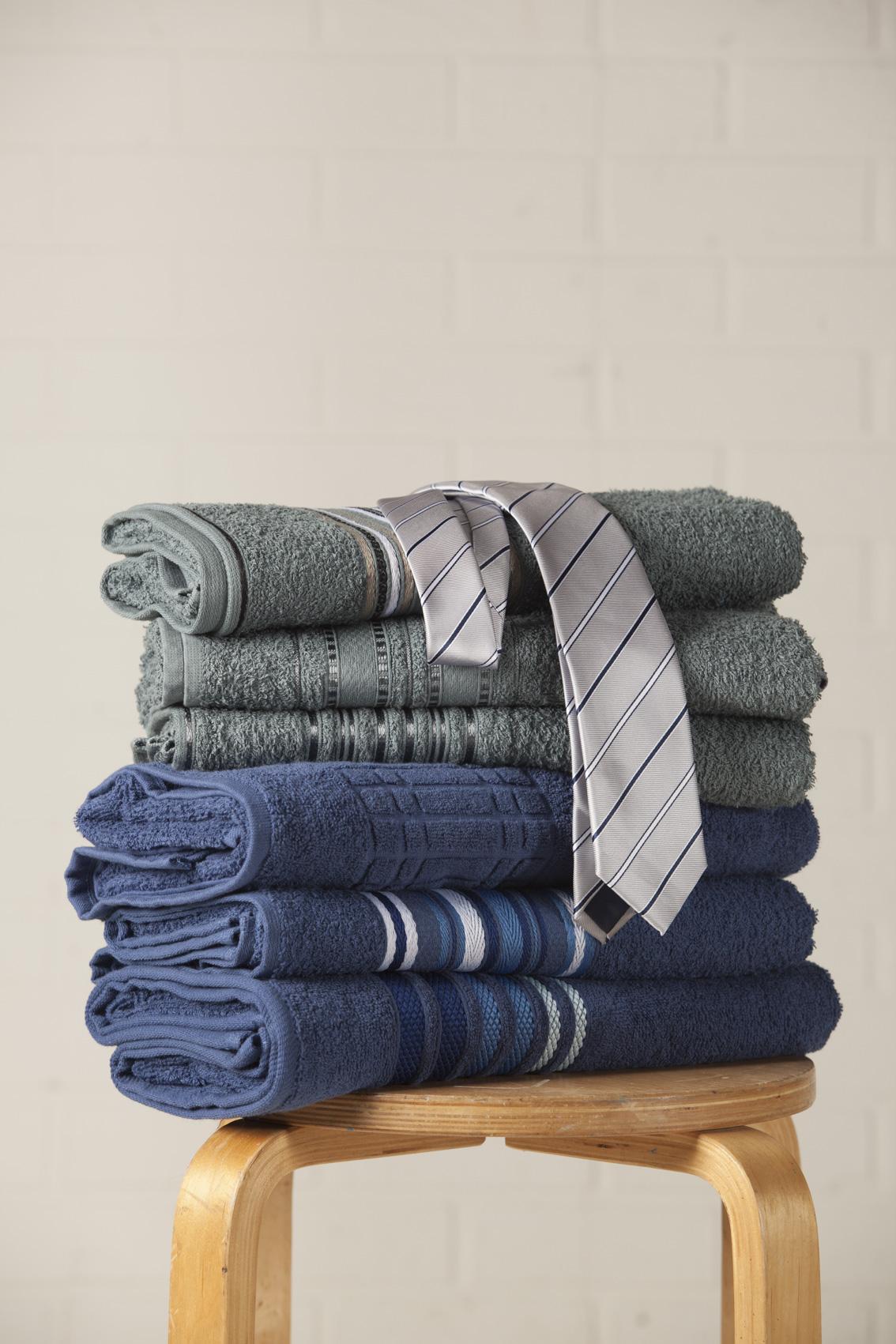 Como lavar toalhas de banho corretamente
