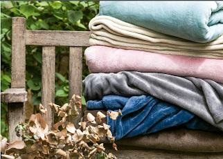 Cobertor Velour