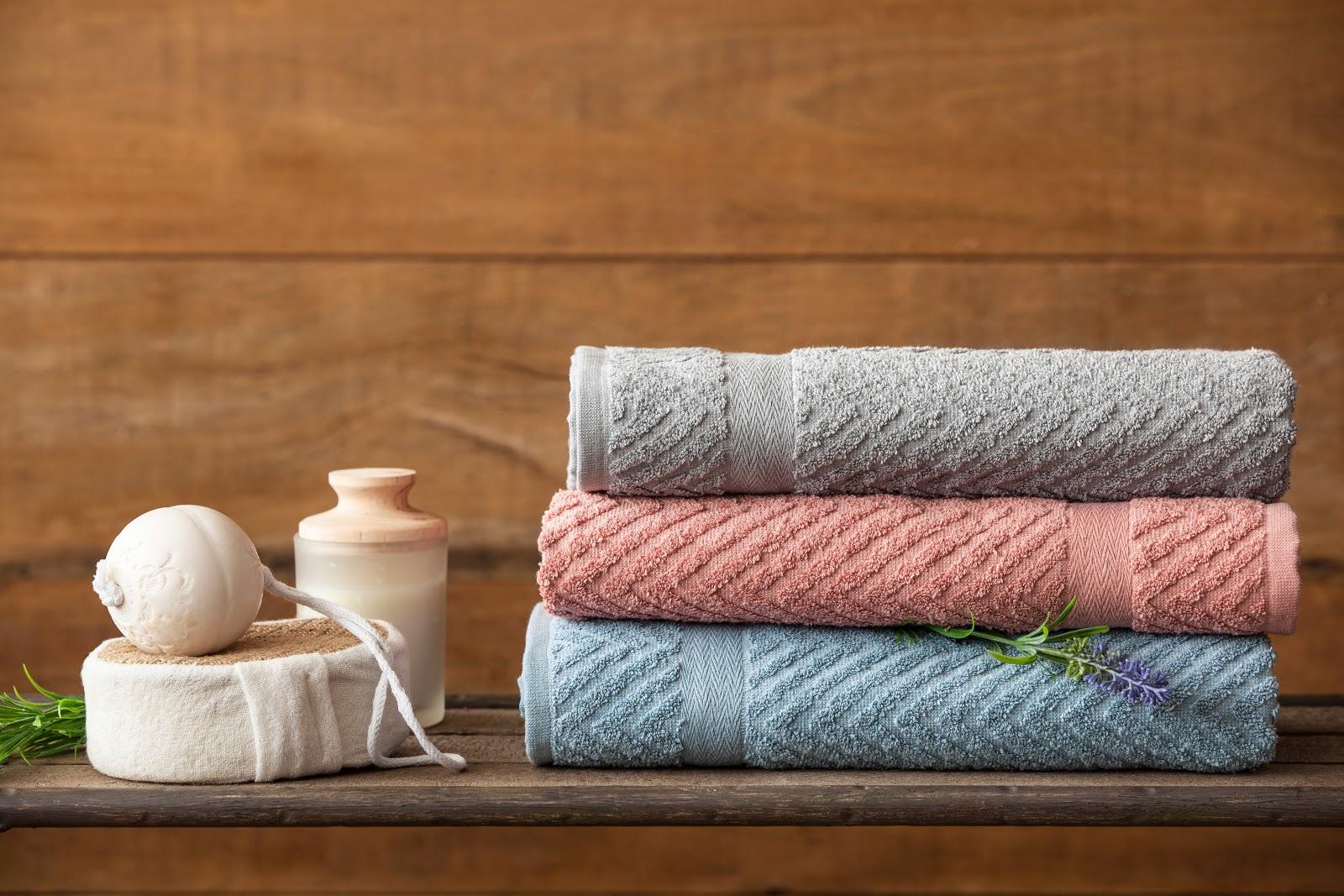 como amaciar toalhas