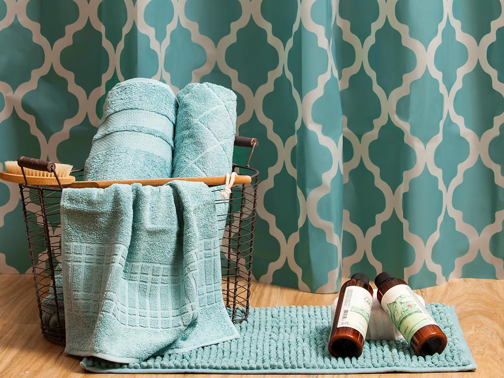 amaciar toalhas de banho