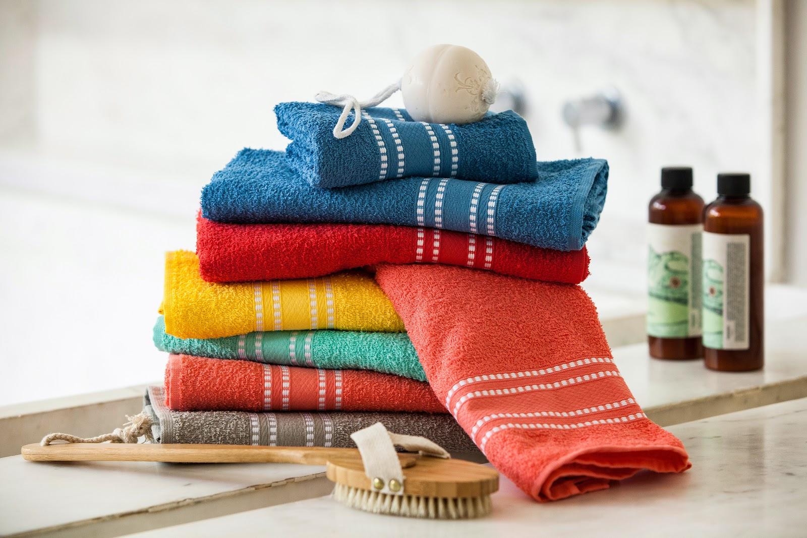 toalhas de banho macias