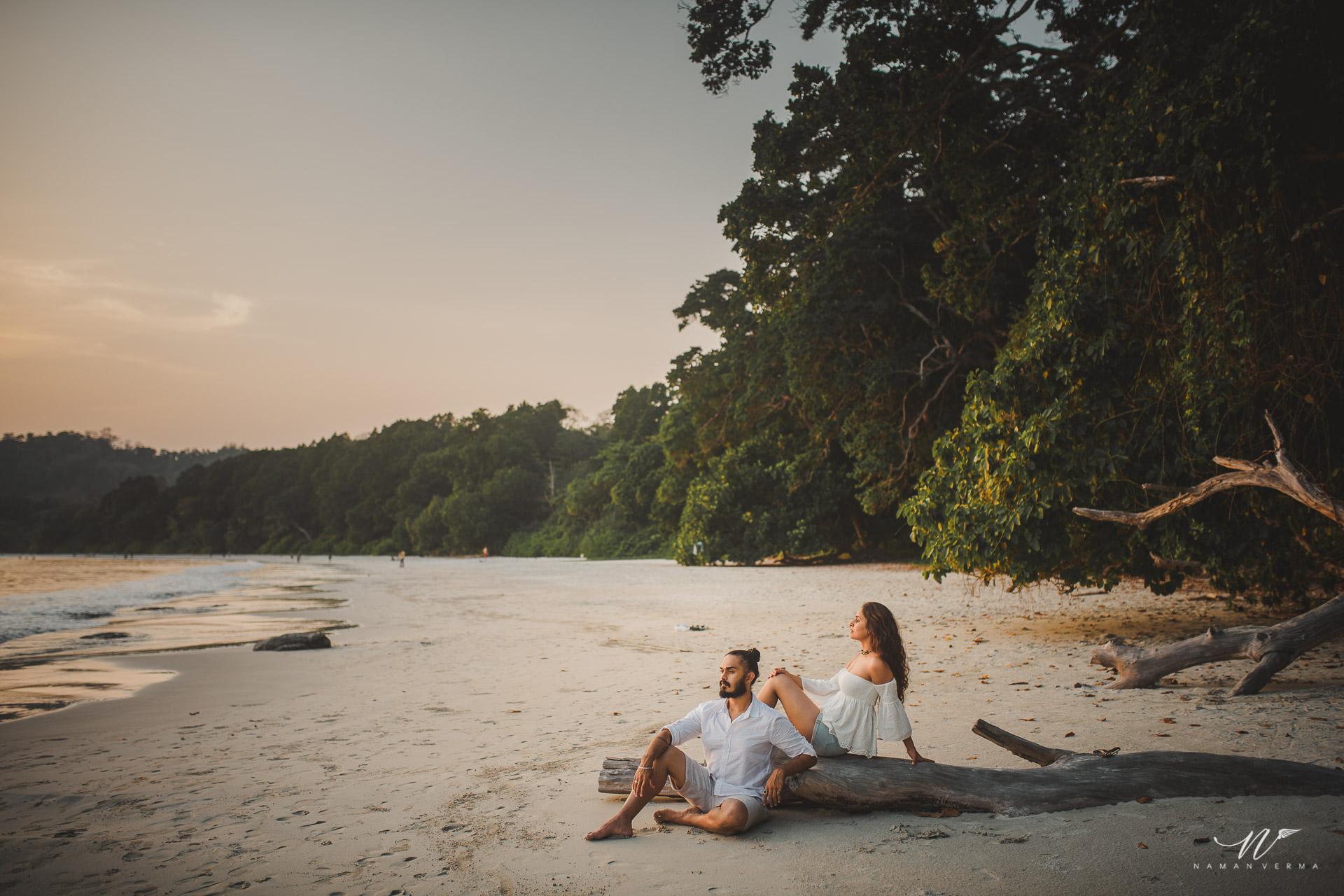 PARIVA & GURRAJ    ANDAMAN ISLANDS / MEGHALAYA