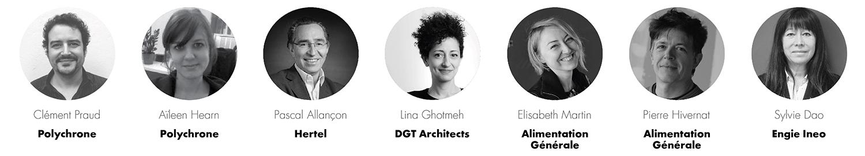 Polychrone / Scintillo / Hertel Investissement / Lina Ghotmeh — Architecture / Alimentation Générale / Engie