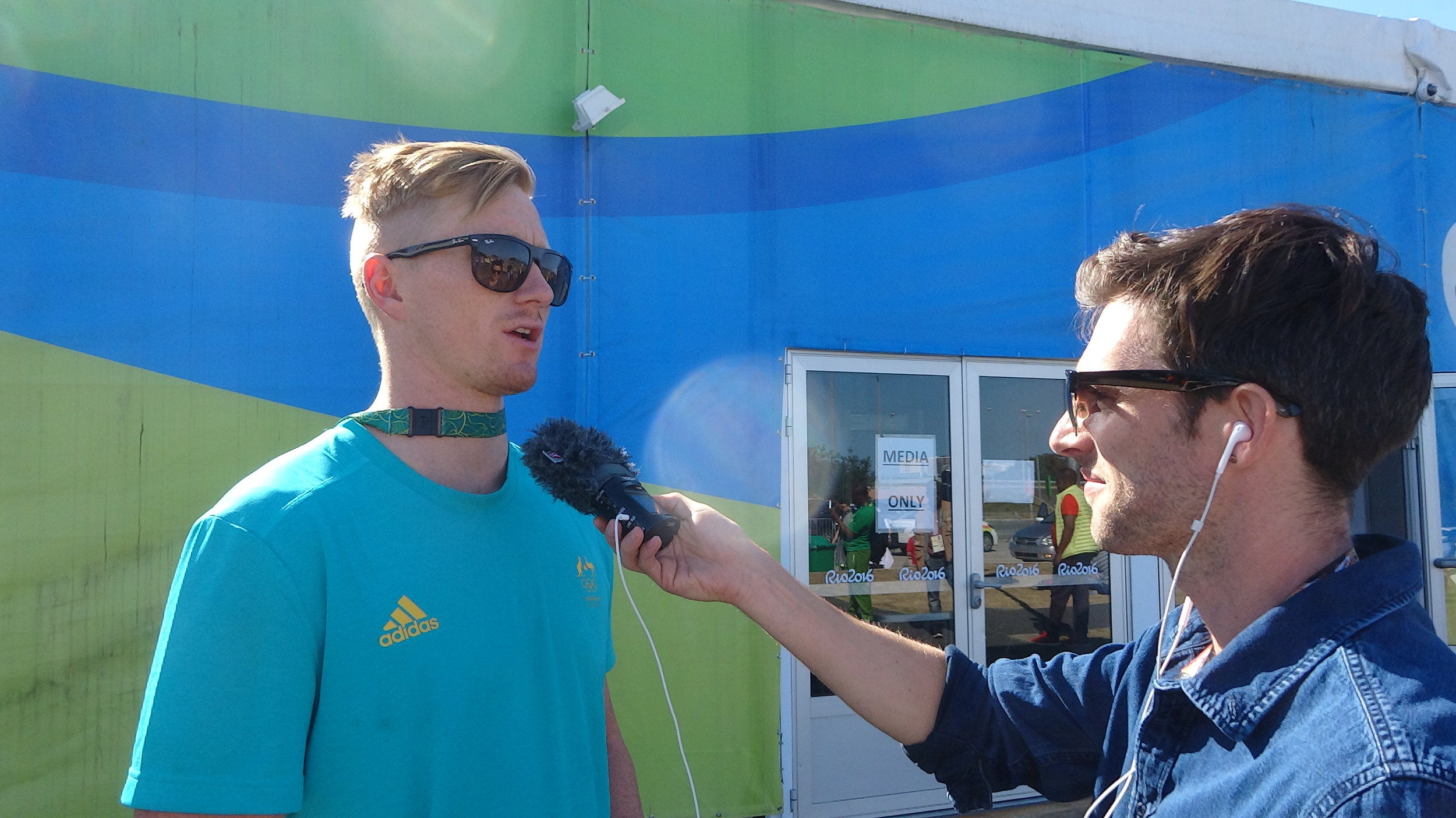 Tom Ellis interviews Dan Smith