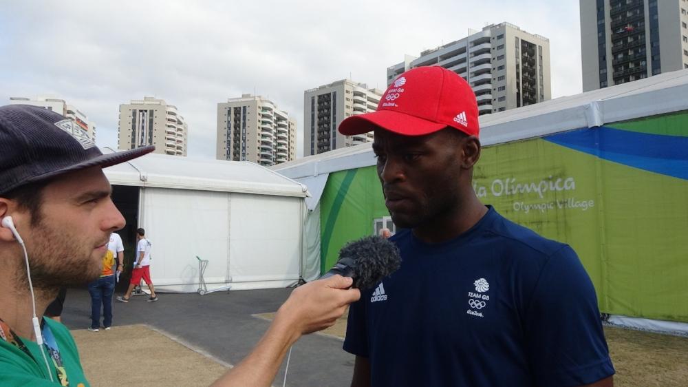 Tom Ellis interviews Joshua Buatsi