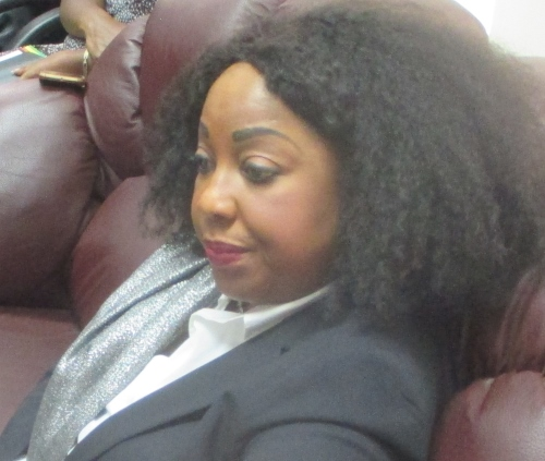 Fatma Samoura was appointed to the position of Fifa Secretary General last year.