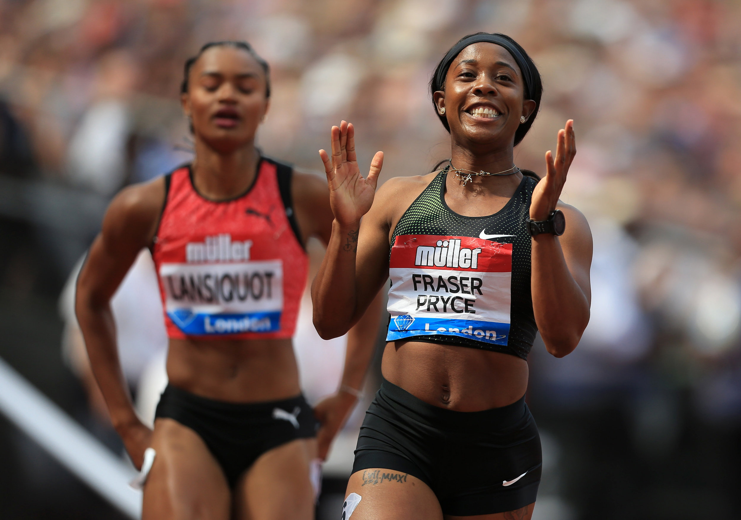 British Athletics/ Getty Images