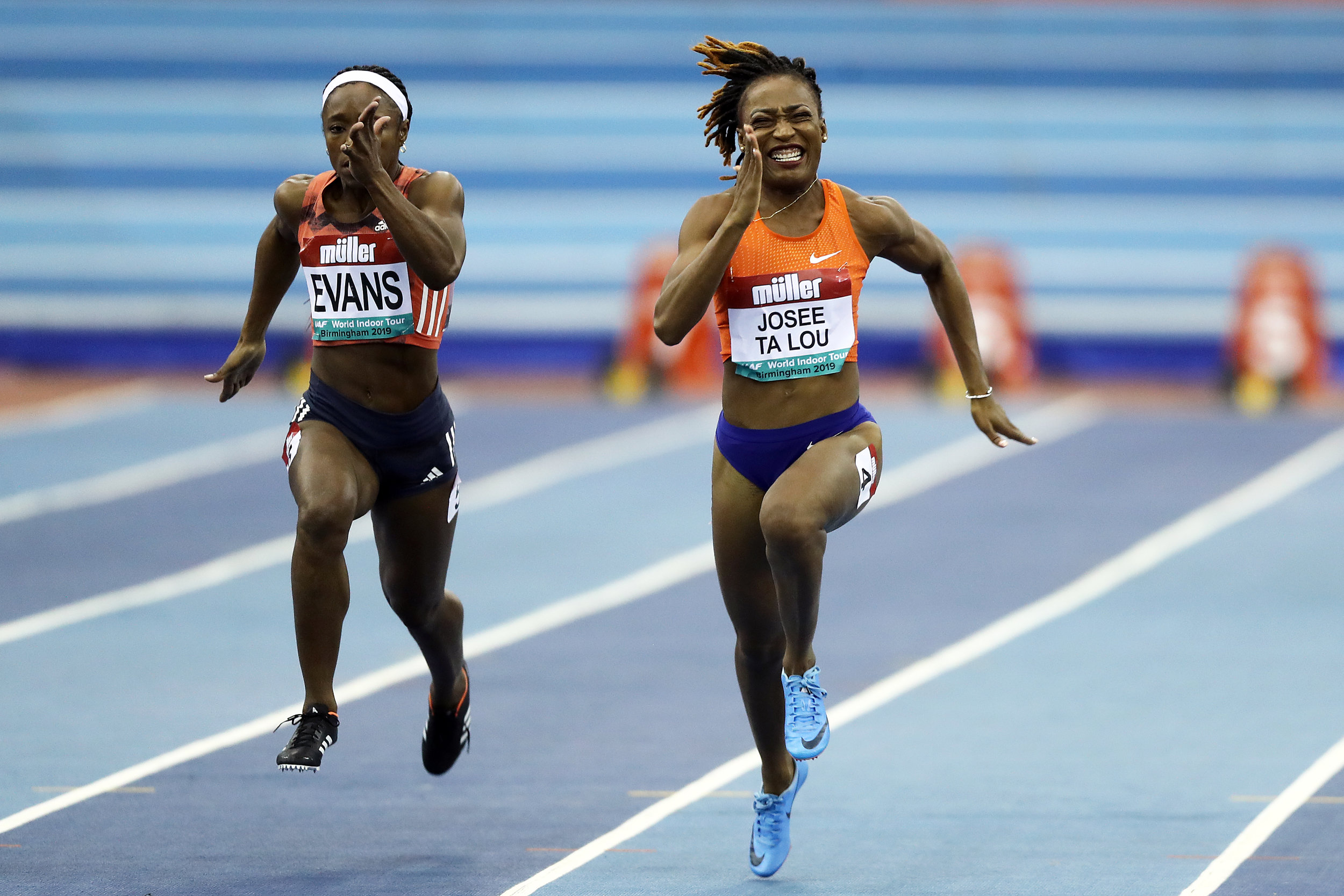 Credit: British Athletics/Getty