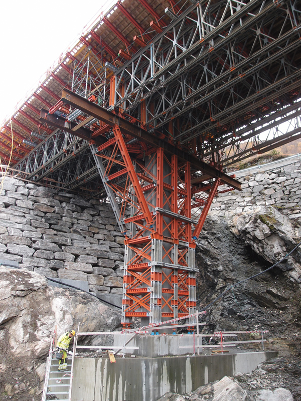 Teknikk har levert til mange store og spennende prosjekter innenfor bygg og anlegg