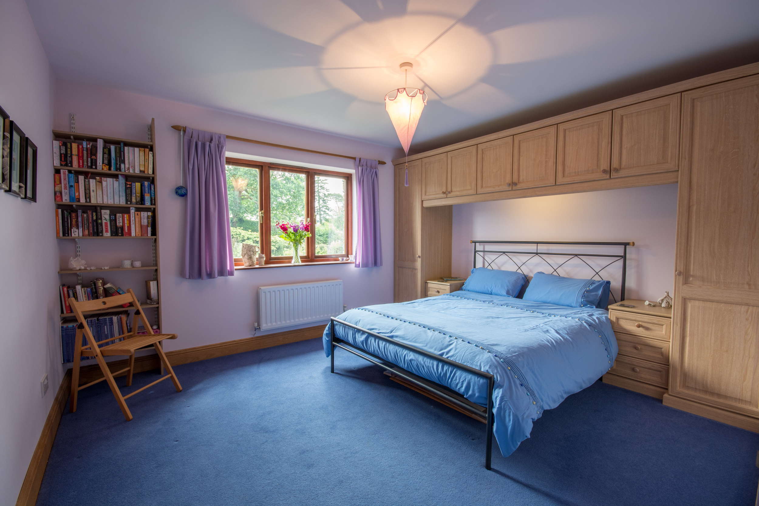 Double Bedroom 2 - Beech Nook Thornthwaite, Keswick Holidays Self Catering.jpg