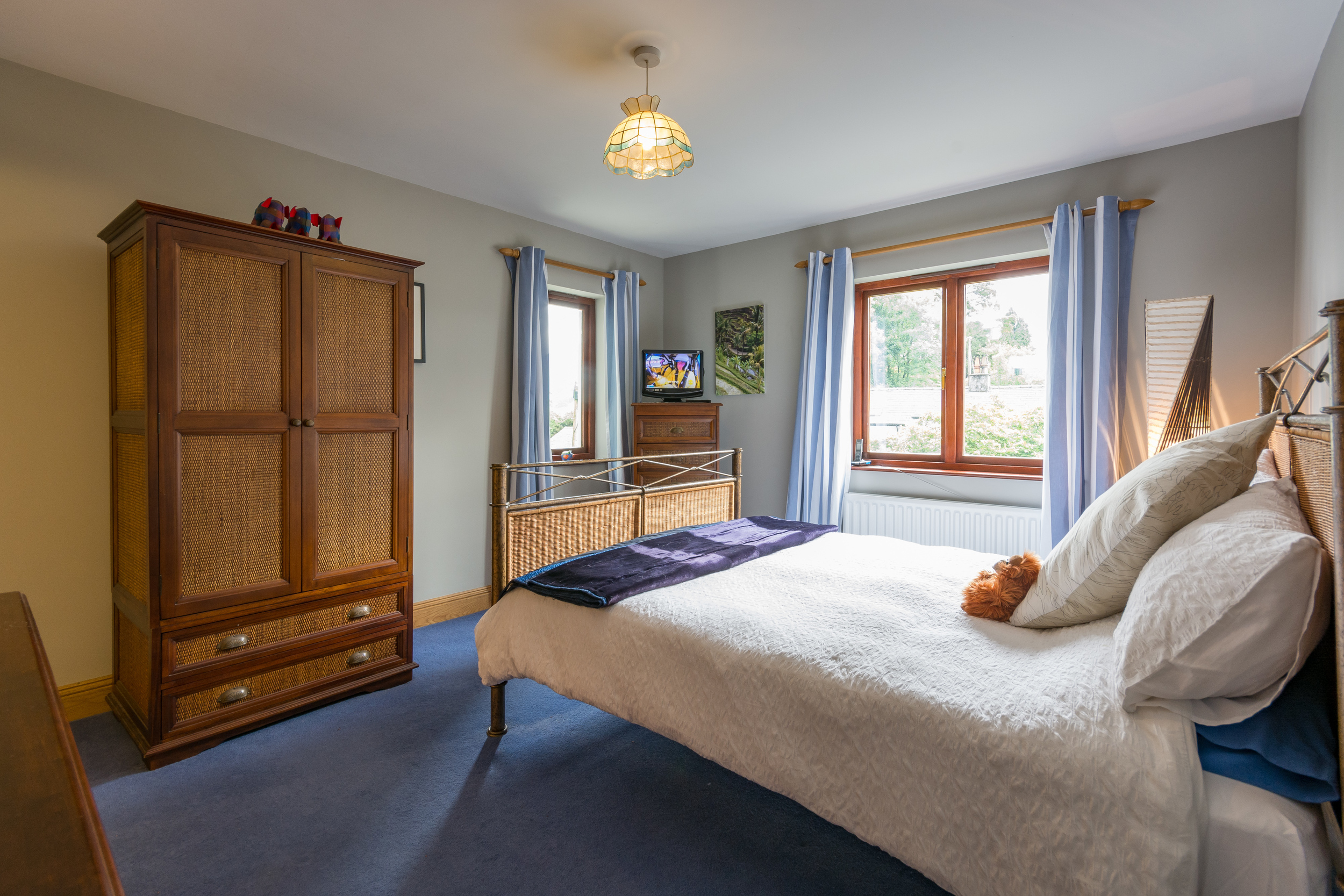 Ensuite Bedroom 1 - Beech Nook Thornthwaite, Keswick Holidays Self Catering.jpg
