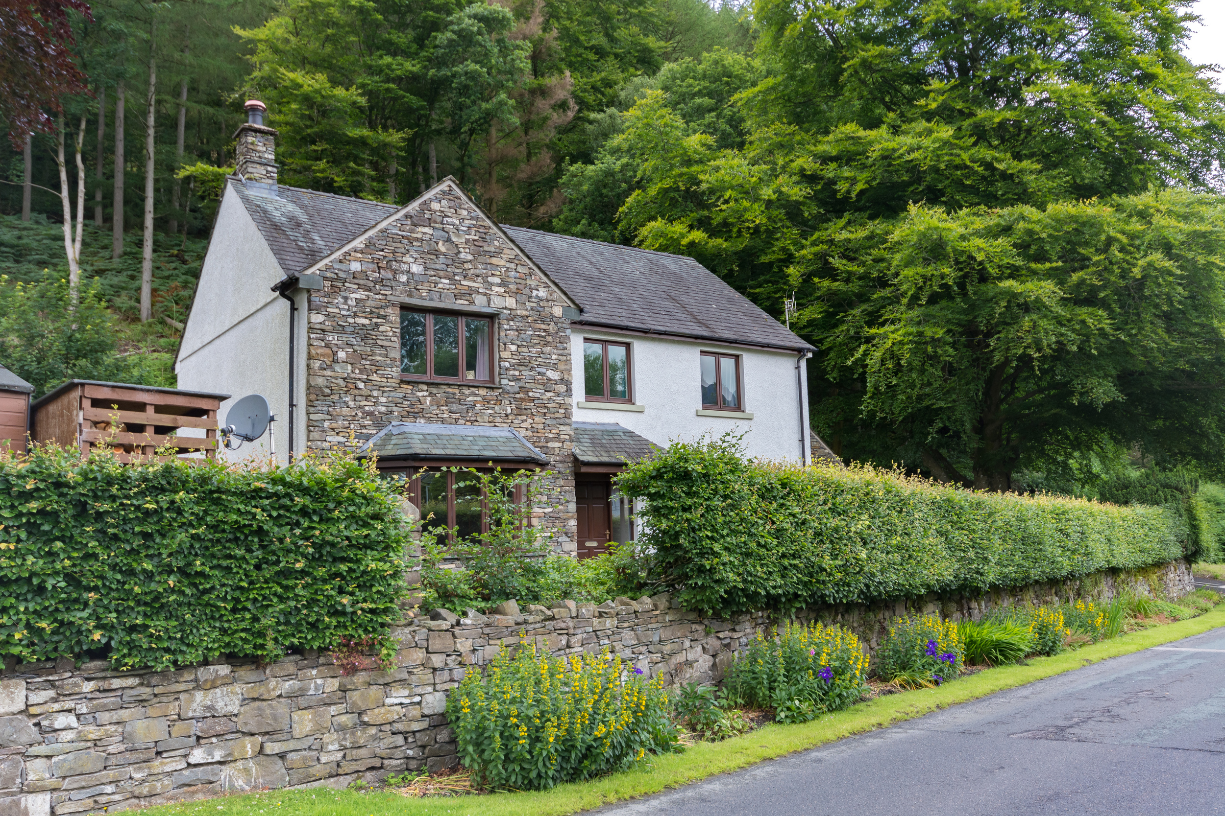 External 2 - Beech Nook Thornthwaite, Keswick Holidays Self Catering.jpg