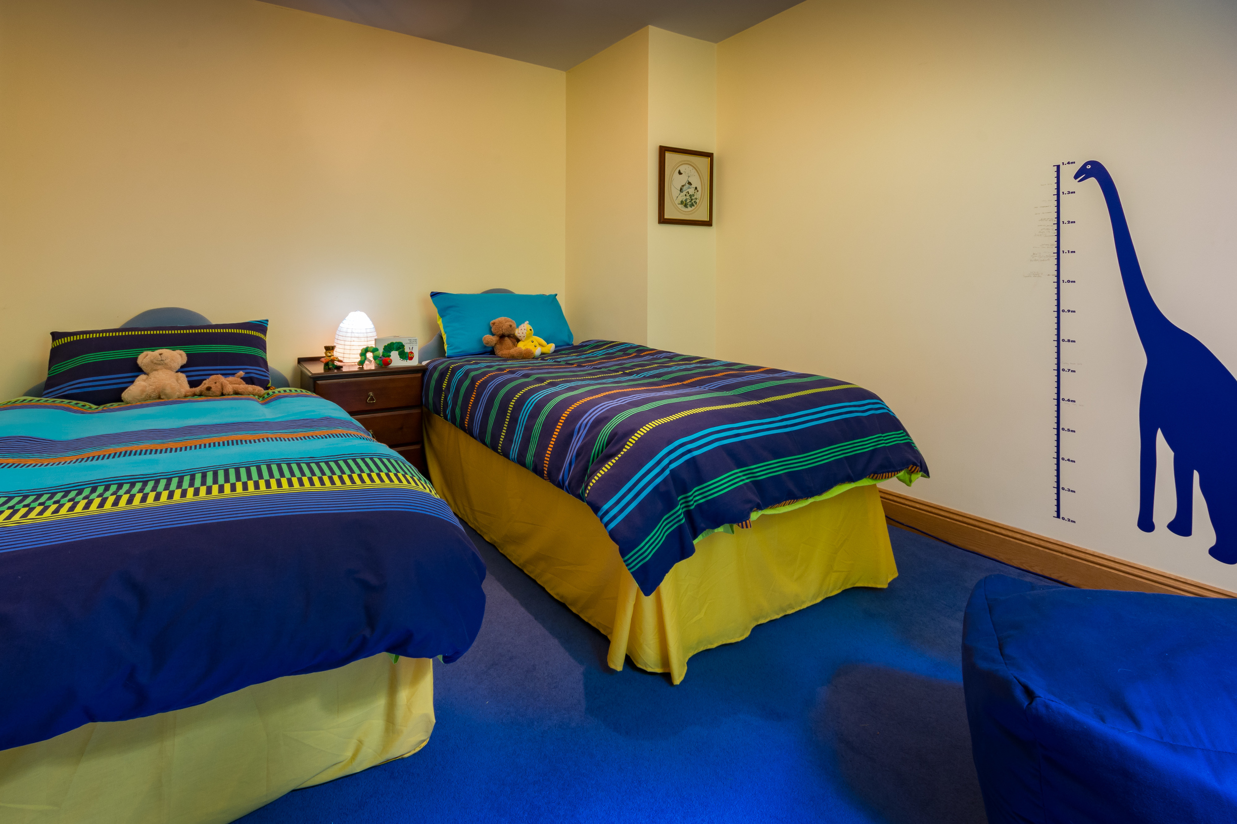 Twin Bedroom 2 - Beech Nook Thornthwaite, Keswick Holidays Self Catering.jpg