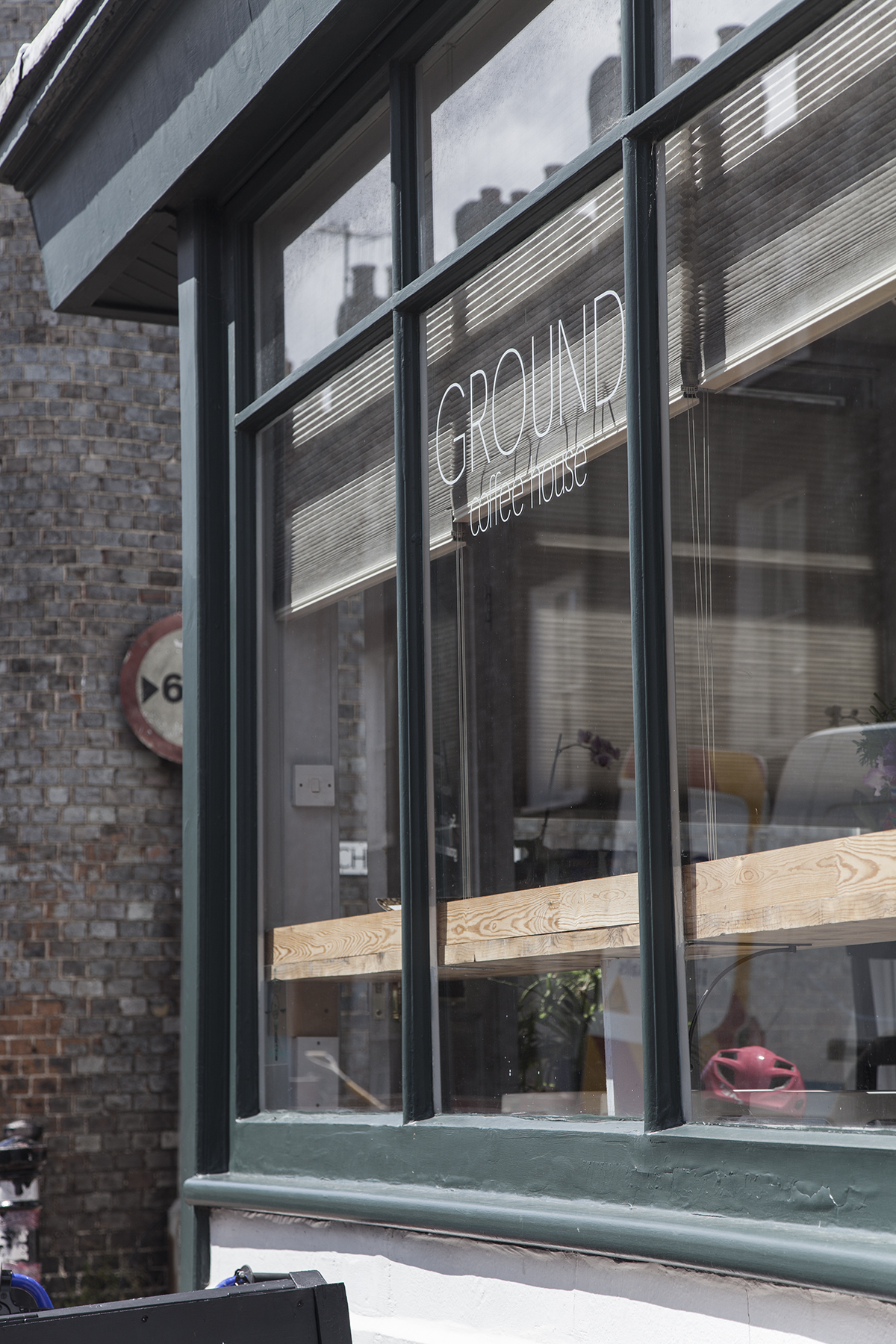 The perfect little coffee stop - Ground Coffee House