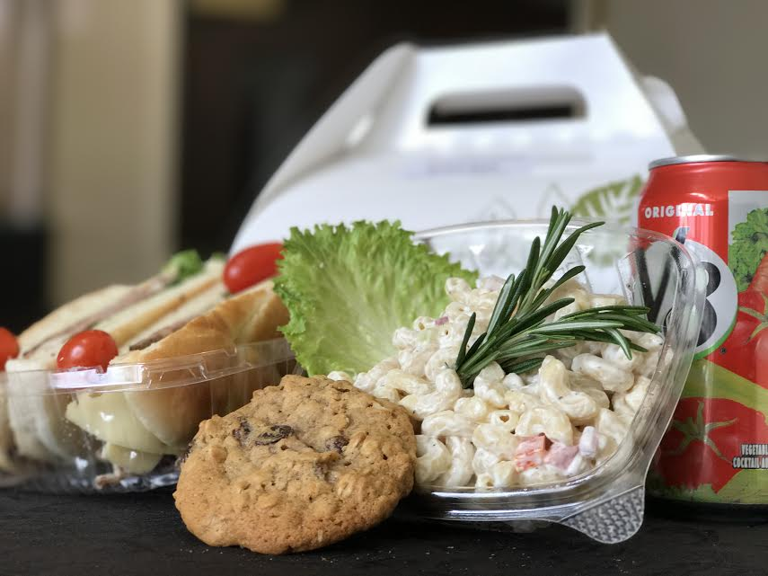 corporate_venue_catering_lunch