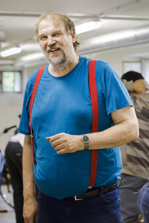 Ulrich Klee vom ADFC