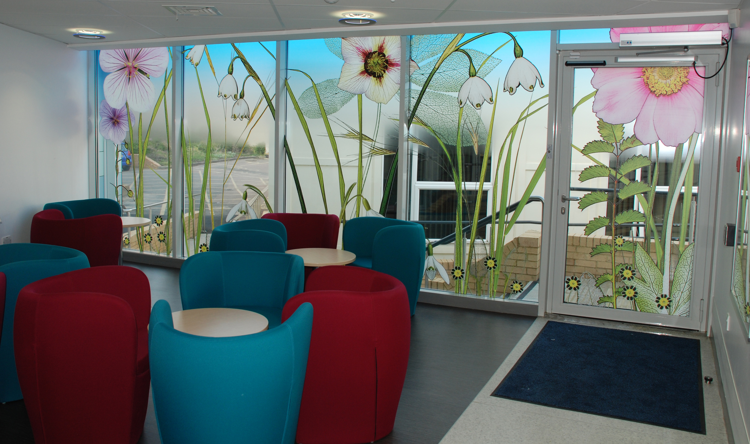 Haematology Waiting Area