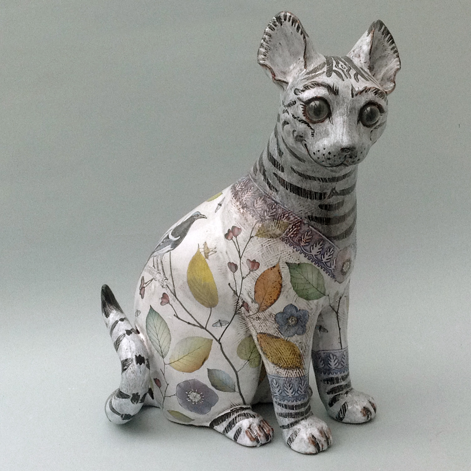 ceramic cat nigel
