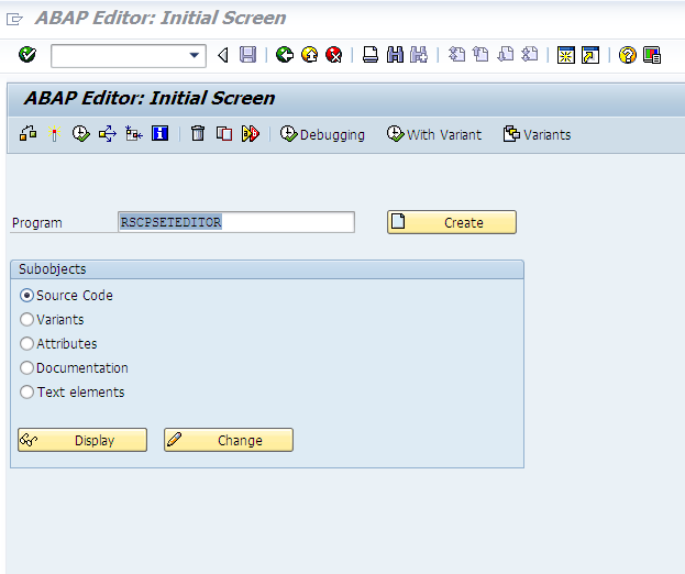Enable or Disable Word Edit in SAP Smartform Editor
