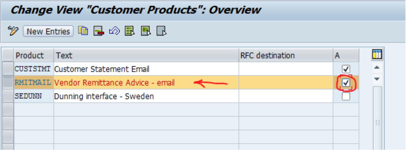 Sending Vendor Remittances by Email