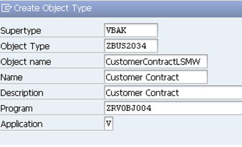 SAP Tip: Create a Custom Business Object