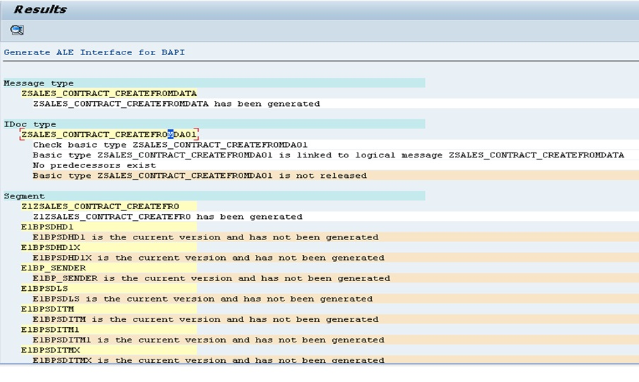 Creating Business Object in SAP