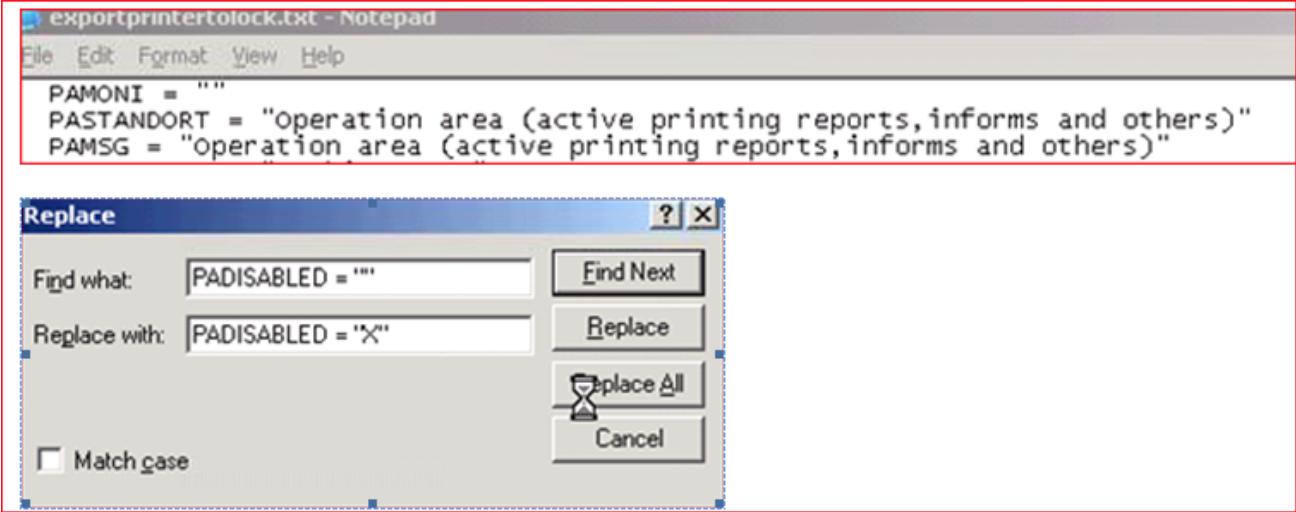 SAP ECC System