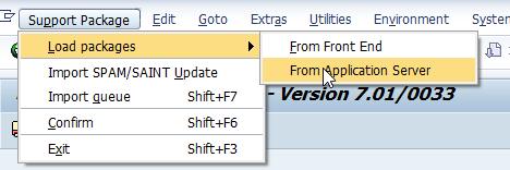 SAP Spam Update
