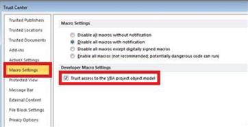 SAP Help for Microsoft Excel