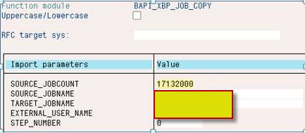 SAP Background Processes