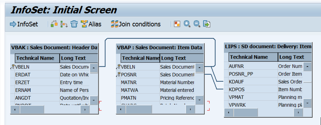 SAP Queries