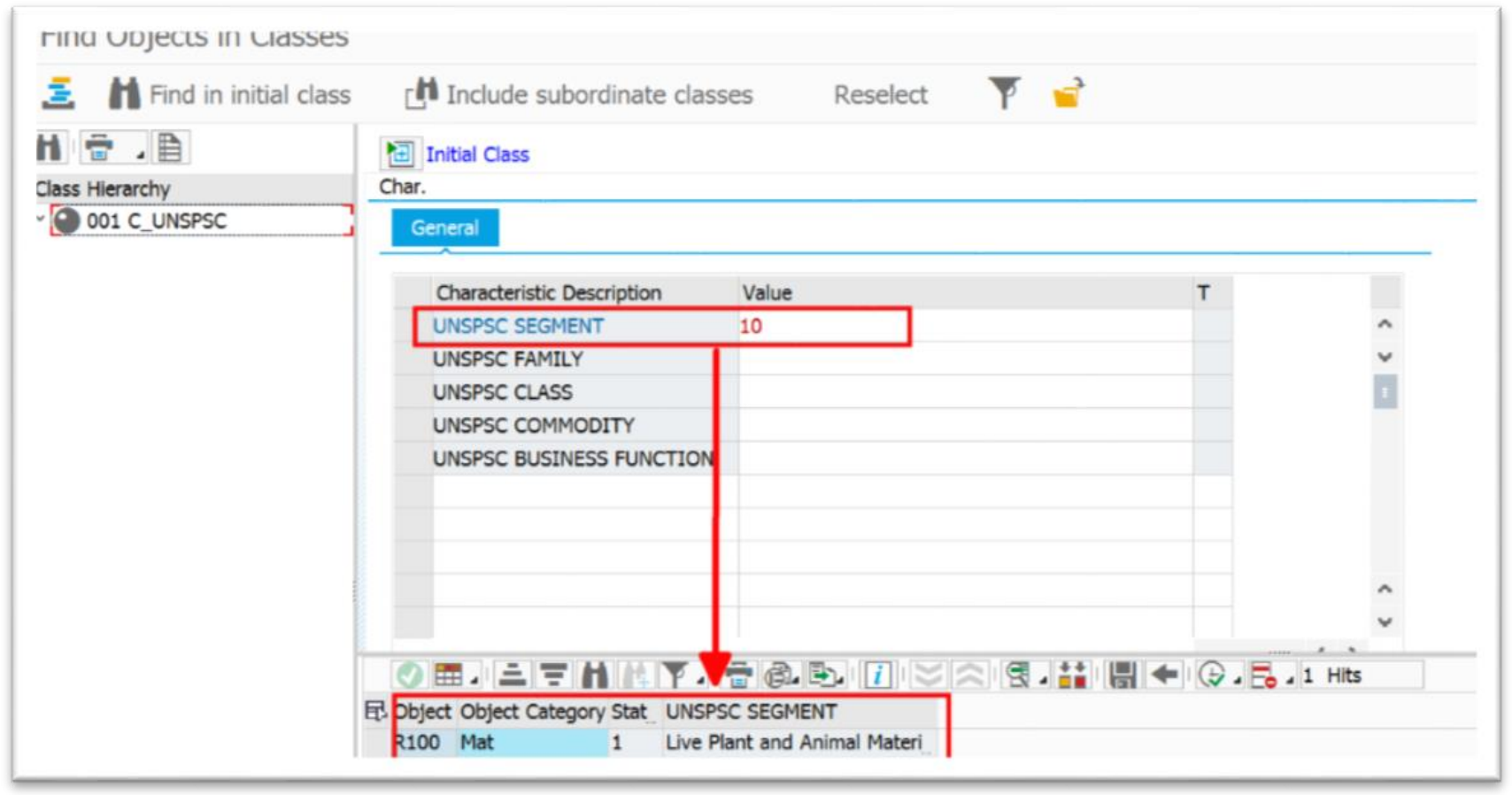 How to Manage UNSPSC® Standard Codes Using SAP Classification System