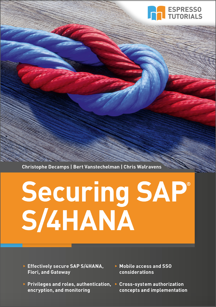 Securing SAP Fiori
