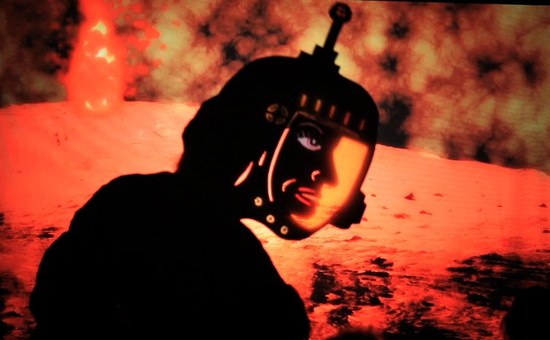 Tout inclus sur la planete rouge , Festival Phenomena,Montreal (2013)