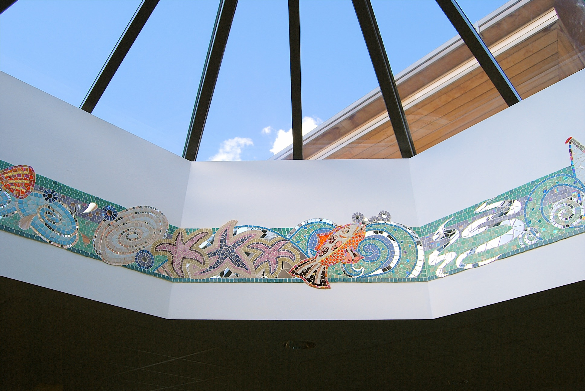 Mosaic Art in Schools