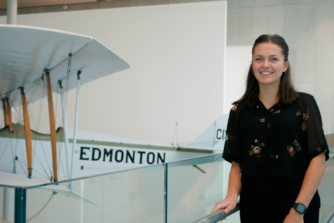 Abby Bruyer  Delegate Relations Director  Hey everyone! My name is Abby, and I am a second-year finance student. I am very excited to be the 2019 Director of Delegate Relations and for everyone to experience all that AIBC and Alberta has to offer! I look forward to meeting everyone in person; I'm always happy to talk about travel, The Office, and Patriots football!