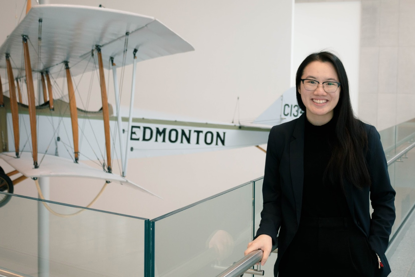 Leanne Yang  Logistics Director  Hi everyone! My name is Leanne and I am in my third year at the University of Alberta with a major in Operations Management. I was previously the President of AIESEC and hope to apply all the skills I learned, and to learn even more as part of the AIBC 2019 team. Alberta is an extremely beautiful province, and I'm excited to share all of its unique traits with you! I'm here to make sure everything goes smoothly, but in the meantime, feel free to talk to be about traveling or food! Also, I love spreadsheets - just ask me about my trackers.