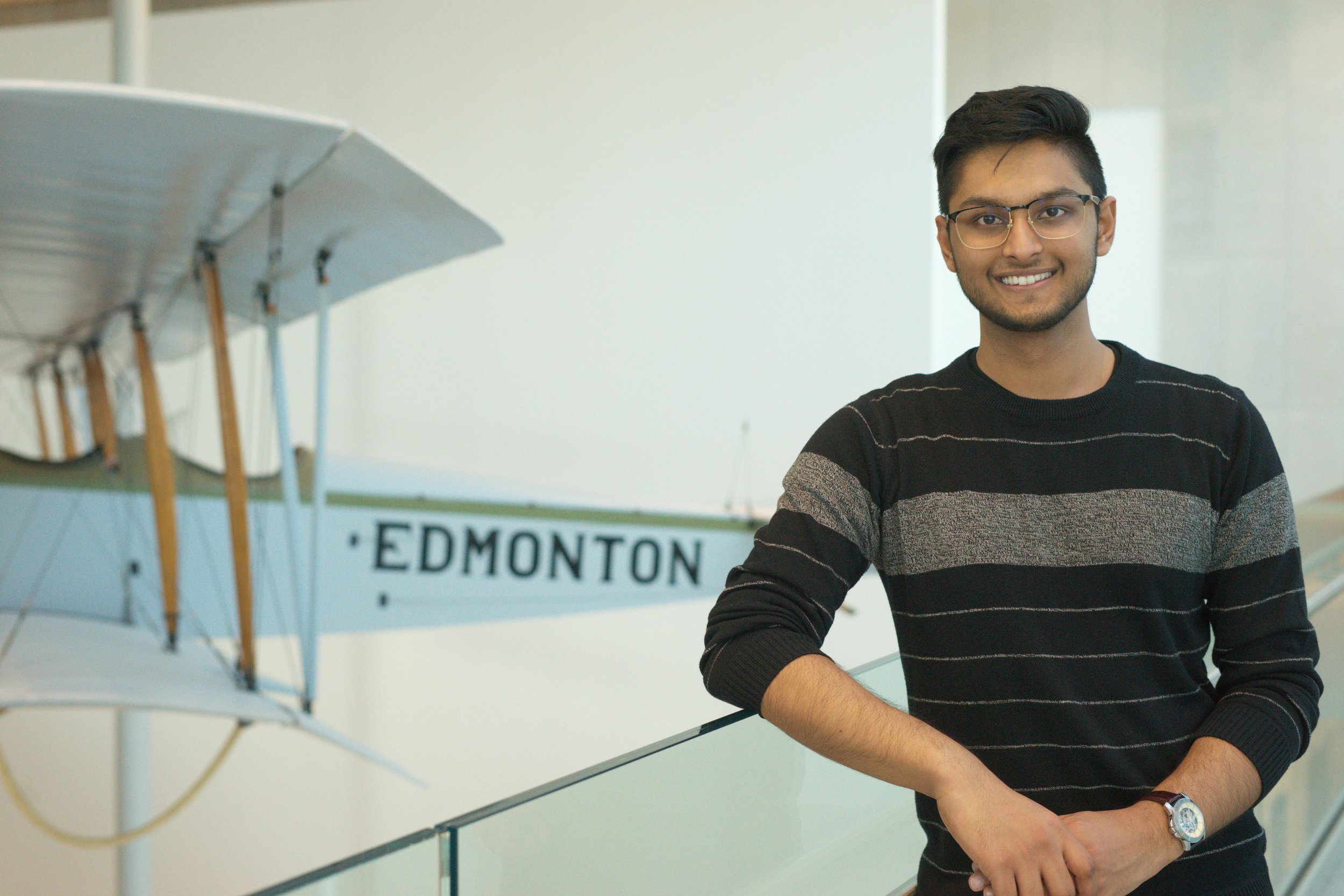 Abyad Rahman  Vice-President Finance  Hello everyone! I'm Abyad and I am an Accounting and Finance student at the University of Alberta. I was a Team Ambassador last year and I am excited to return to AIBC and show you around the beautiful town of Jasper this year. I am involved in clubs within the University, and I enjoy volunteering for community initiatives as well. I hope to make your experiences at AIBC worthwhile and memorable. Outside of school, I interview students and entrepreneurs on campus and share their Undiscovered Experiences on LinkedIn. Fun fact: I grew up in Bangladesh before moving to Canada at the age of 12!