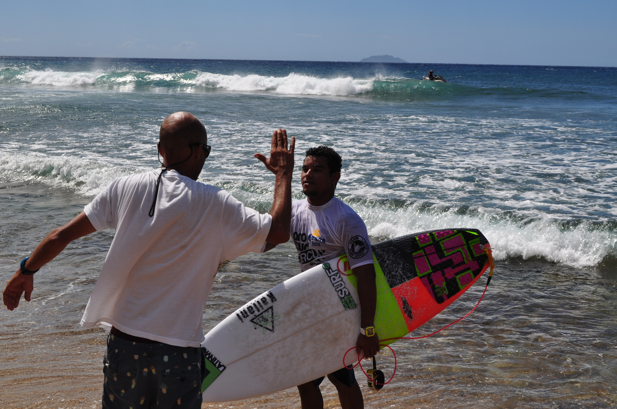 27th Surf Pro Surfer Coming out.JPG