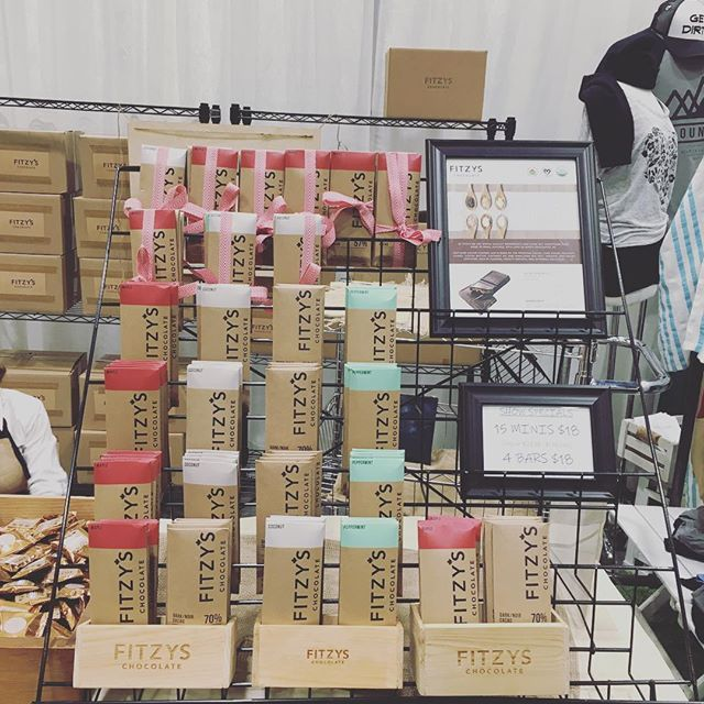 Come visit us at FITZY's Chocolate @VegExpo today downtown at the Vancouver Convention Center - Booth #47!! See you there! #vancouver #vegan #glutenfree #vegexpo #vancouverbusiness #local #fitzyschocolate #northvancouver #madeinvancouver #chocolateislife #organic