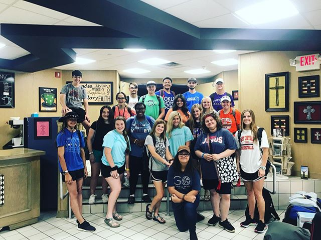 Super Summer crew 2019! Pray for them this week! #ssok19