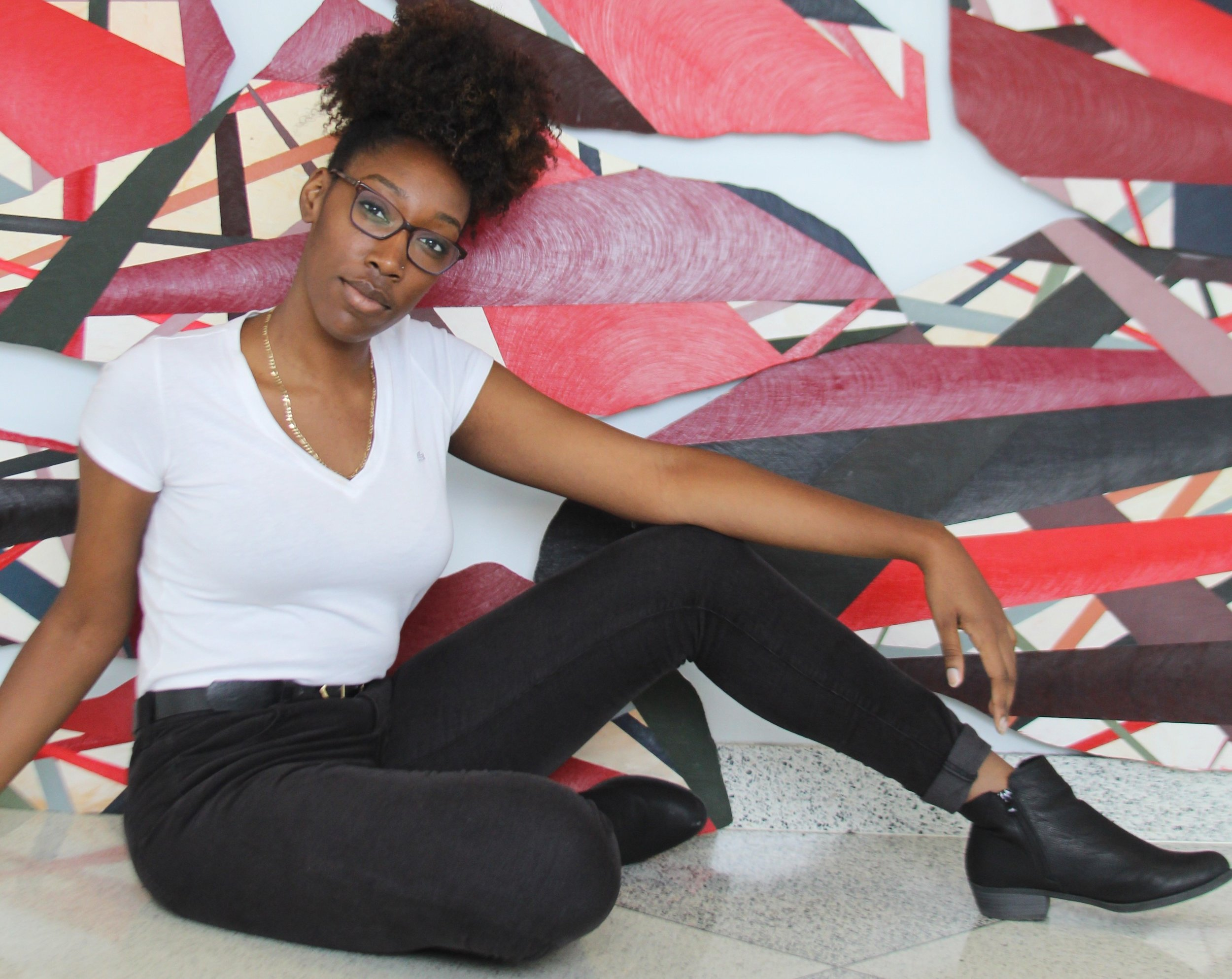 Faith Beadle Wants Students to Live Their Stories   A Psychology and Africology and African American studies alumna wrote a personal story she wasn't expecting at the College of Liberal Arts. Now she wants other students to do the same.